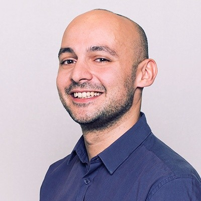 """""""The user interface of DESelect is self-explanatory. This helped me a lot."""". Gianluigi Morselli Salesforce Martech Advisory Director Merkle Switzerland"""