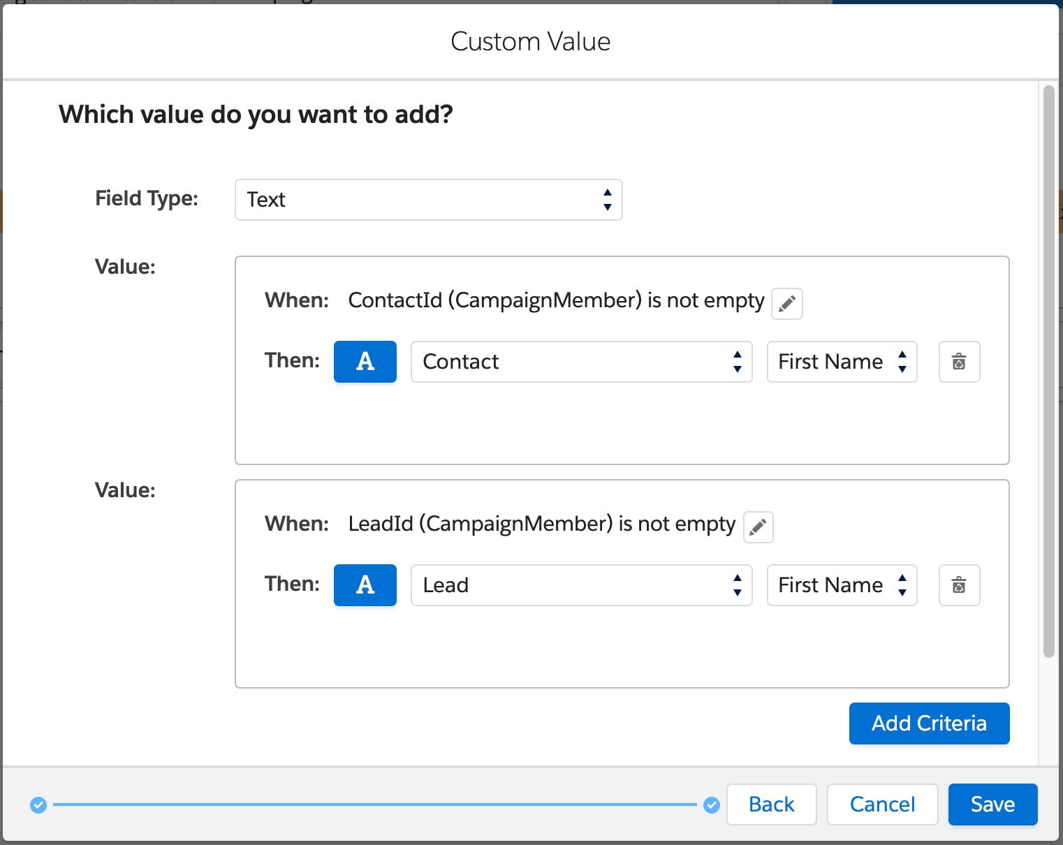 Create custom values using DESelect in Salesforce Marketing Cloud