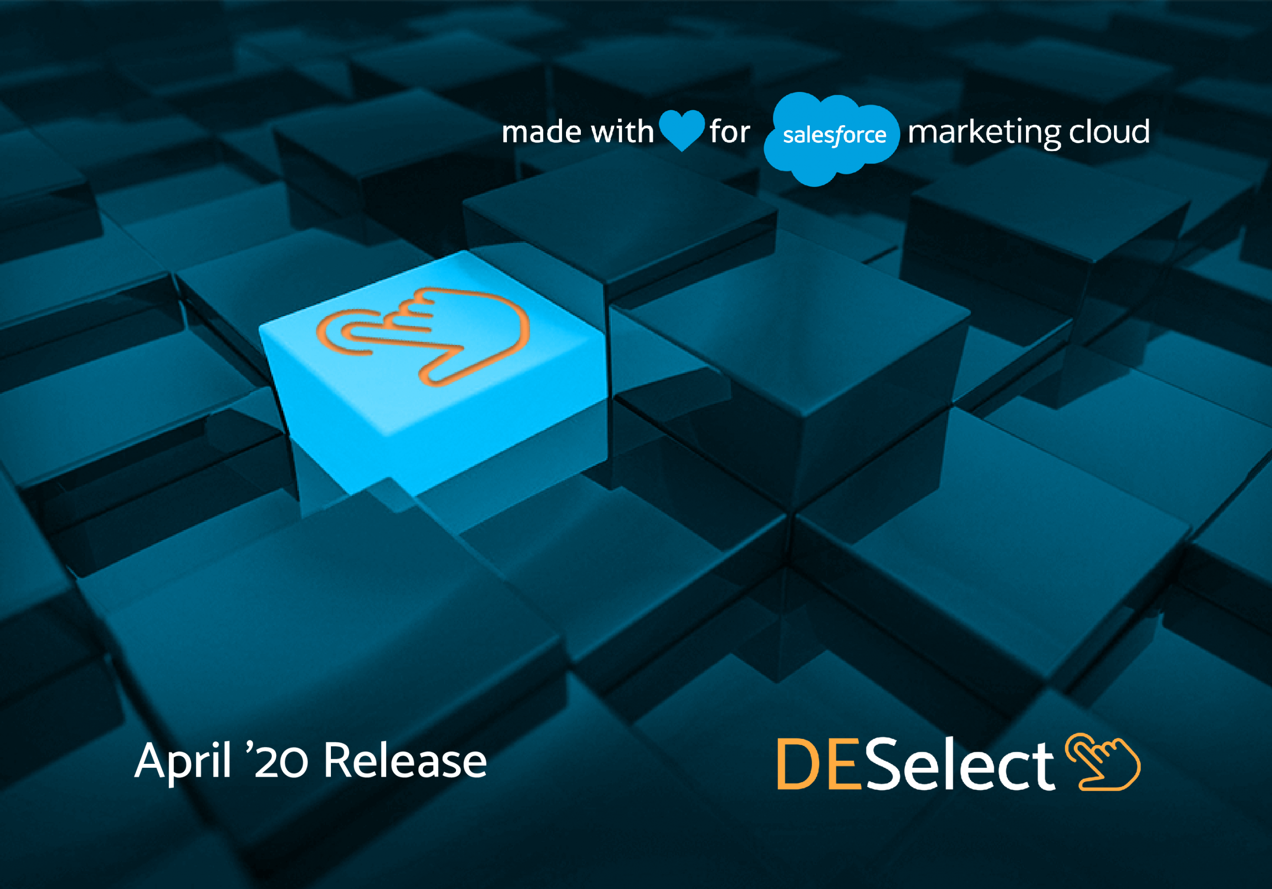 DESelect April 2020 Release - Custom Values